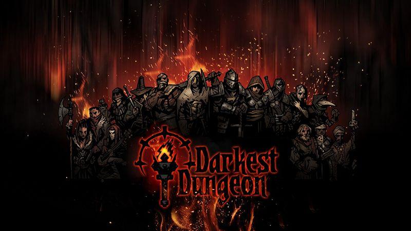 『Darkest Dungeon(ダーケストダンジョン)』