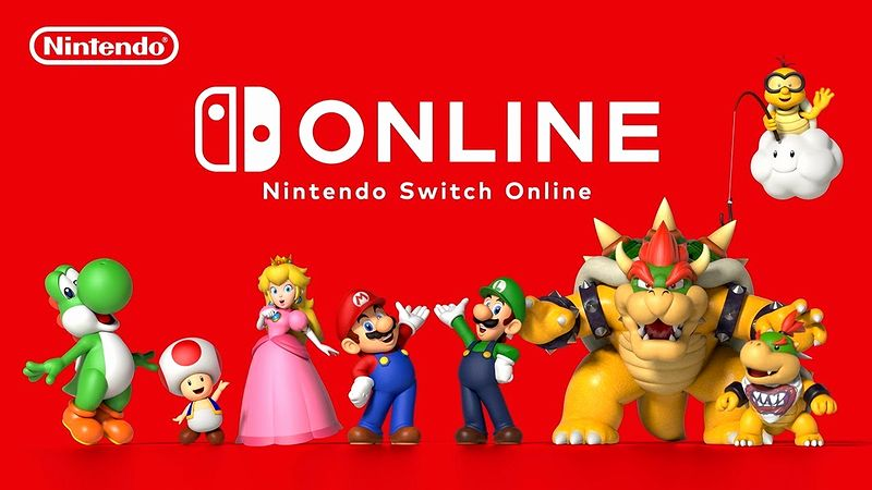 「Nintendo Switch Online」