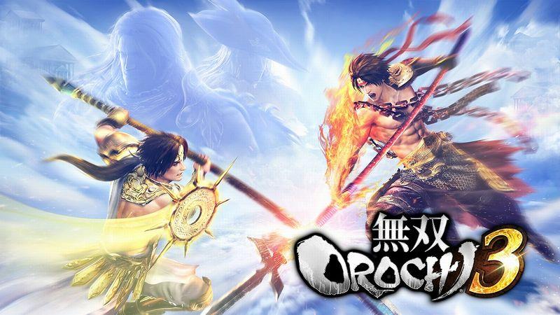 『無双OROCHI3』