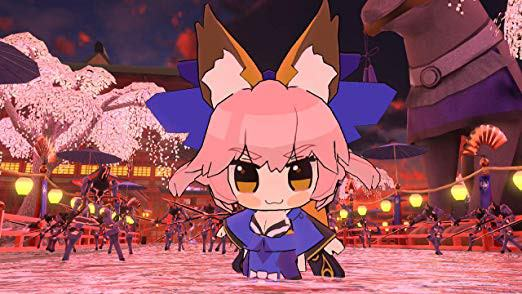 『Fate/EXTELLA LINK』特典ふにふに3