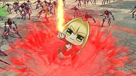 『Fate/EXTELLA LINK』特典ふにふに4