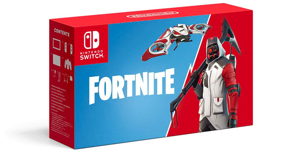 「Nintendo Switch + フォートナイト バトルロイヤル セット」