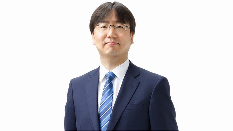 任天堂・古川社長