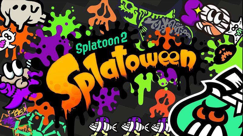 スプラトゥーン2『Splatoween』