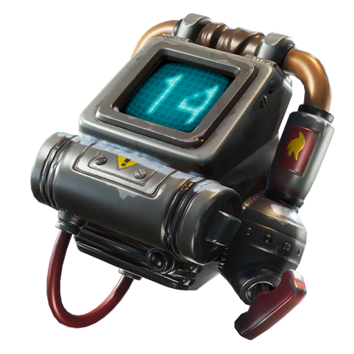 『フォートナイト』The E.L.I.M. back bling