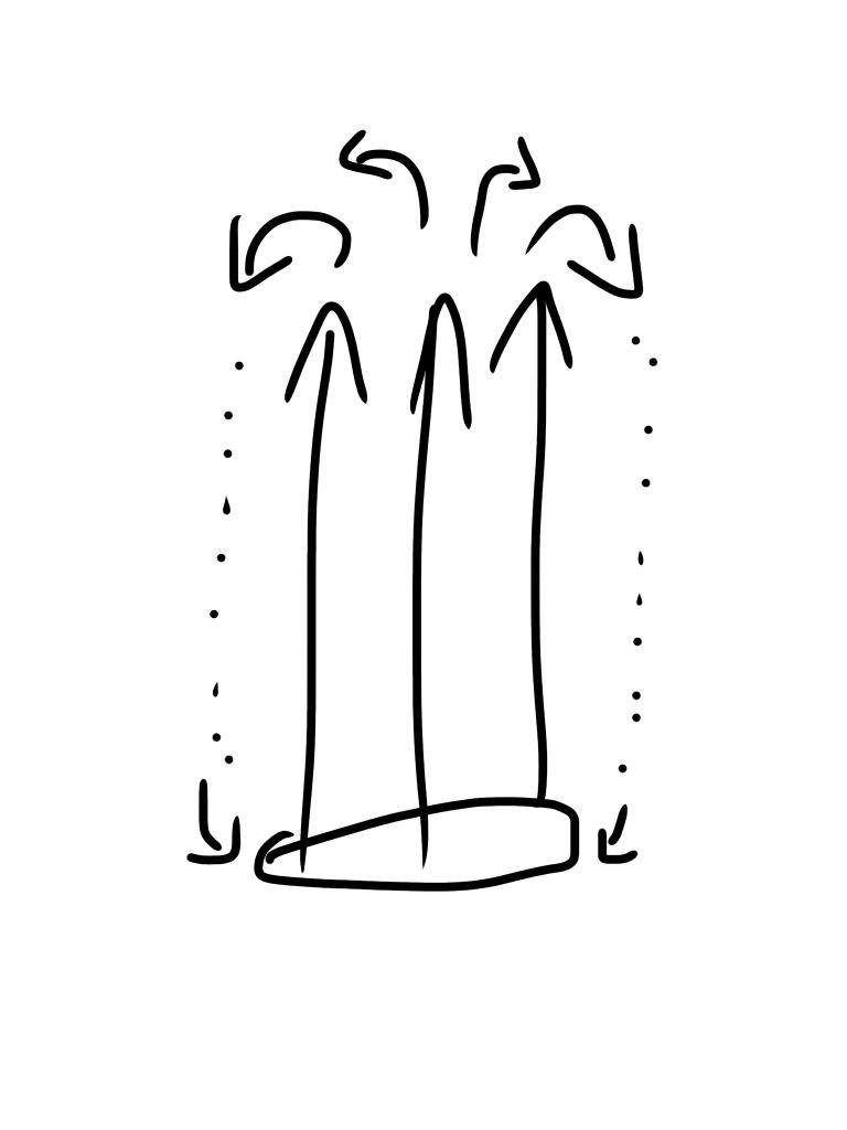 『スプラトゥーン2』ステリーゾーン・間欠泉