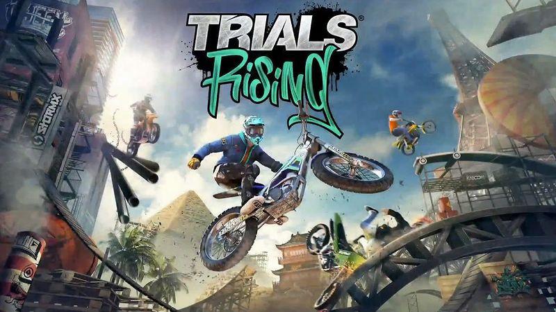 『Trials Rising(トライアルズ ライジング)』