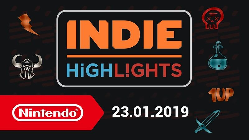 『Indie Highlights 23.01.2019』