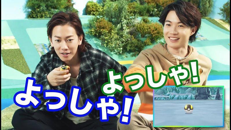 佐藤健×神木隆之介のLet's Go! チャレンジ
