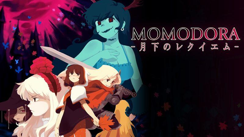 『Momodora: 月下のレクイエム』
