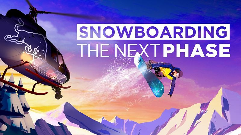 『Snowboarding The Next Phase』