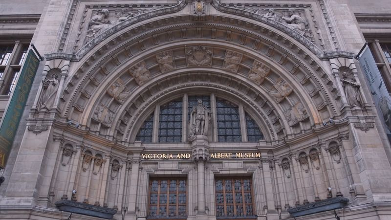 「ヴィクトリア&アルバート博物館(V&A)」