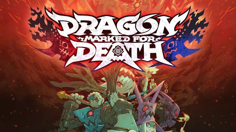 『Dragon Marked For Death (ドラゴン マークト フォー デス)』