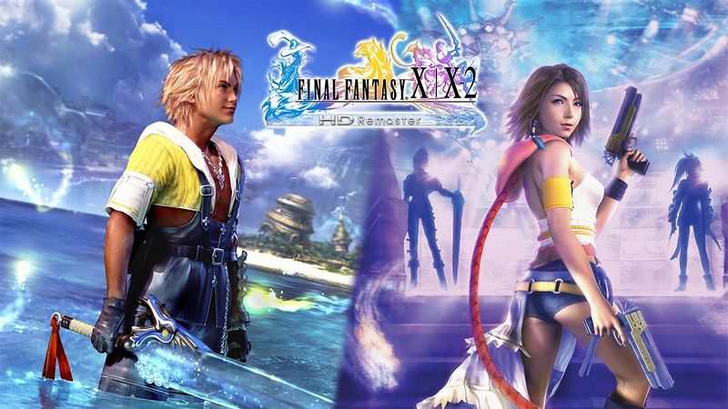 『FINAL FANTASY X/X-2 HD Remaster』