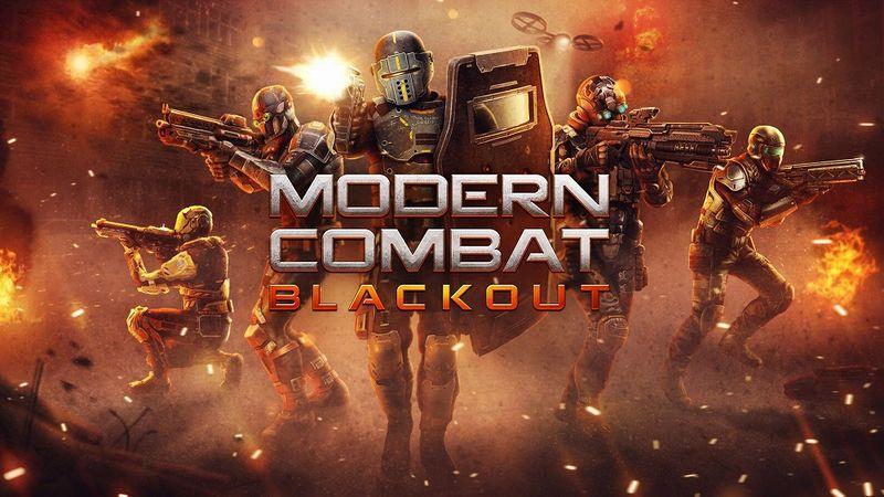 『モダンコンバット Blackout』