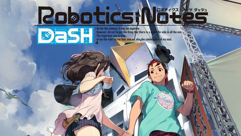 『ROBOTICS;NOTES DaSH』