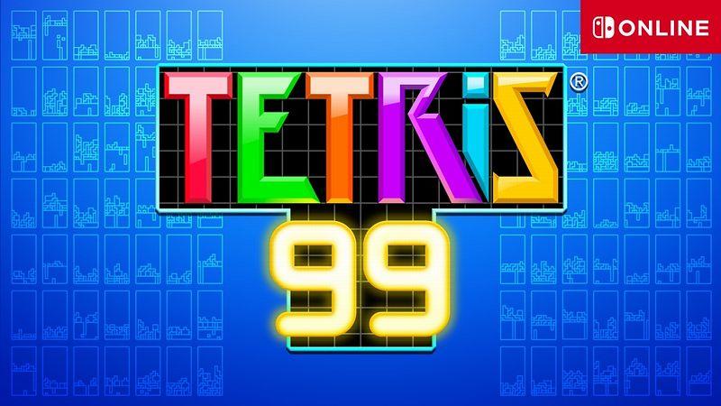 『テトリス99』