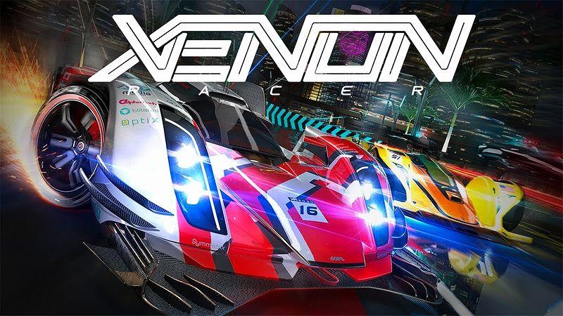 『Xenon Racer(キセノン レーサー)』