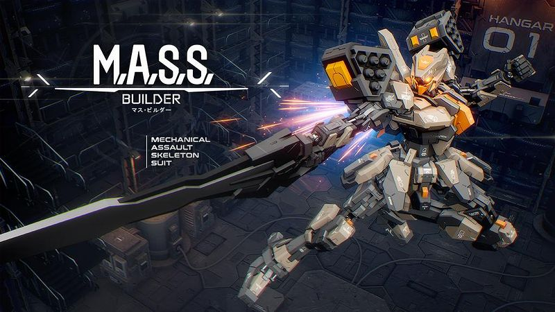 『M.A.S.S. Builder(マス・ビルダー)』