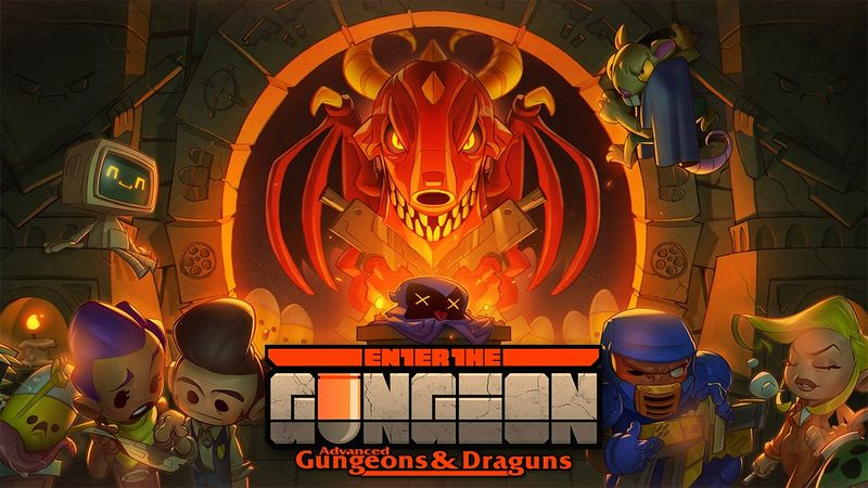 『Enter the Gungeon(エンター・ザ・ガンジョン)』