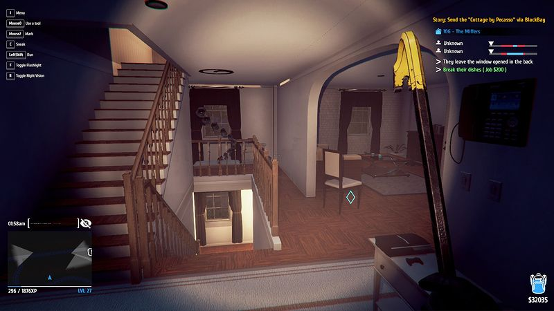 『Thief Simulator』