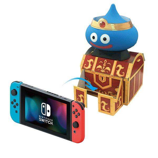 『ドラゴンクエストスライムコントローラー for Nintendo Switch』1