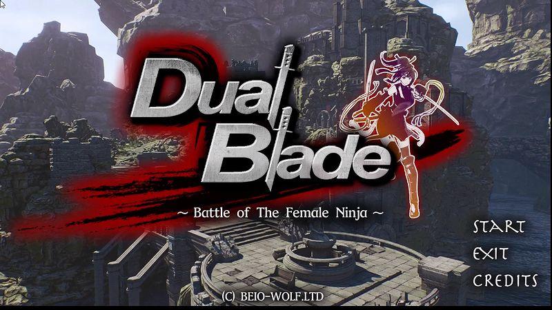 『Dual Blade ~Battle of The Female Ninja~』
