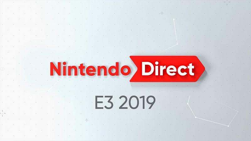 「Nintendo Direct E3 2019」
