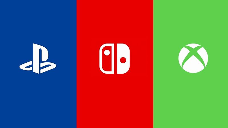 Switch・PS・Xbox