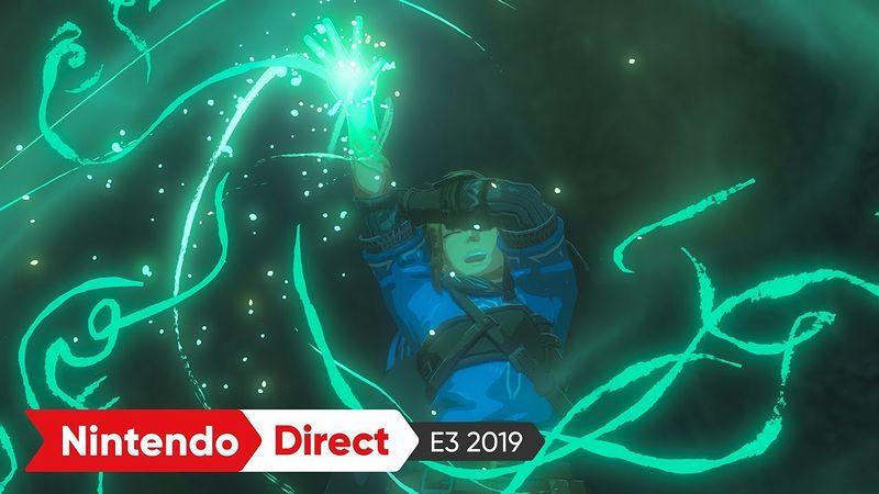 『ゼルダの伝説 BotW』続編E3 2019