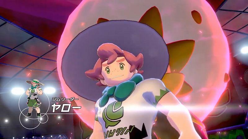 「Pokémon Direct 2019.6.5」ヤロー