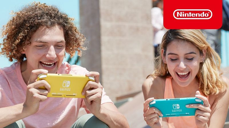 『Nintendo Switch Lite』
