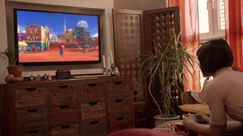 NintendoSwitch・TVモード
