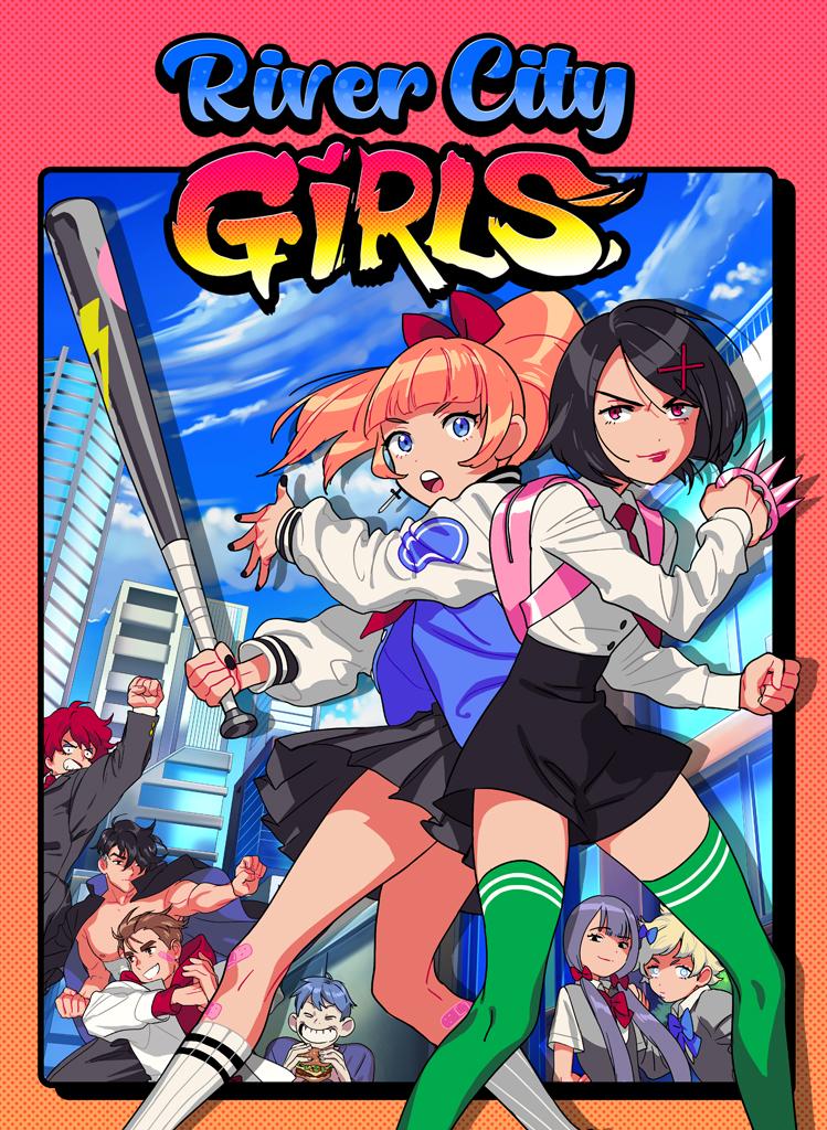 『熱血硬派くにおくん外伝 River City Girls』イメージ1