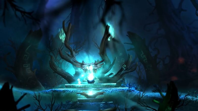 『Ori and the Blind Forest: Definitive Edition』2