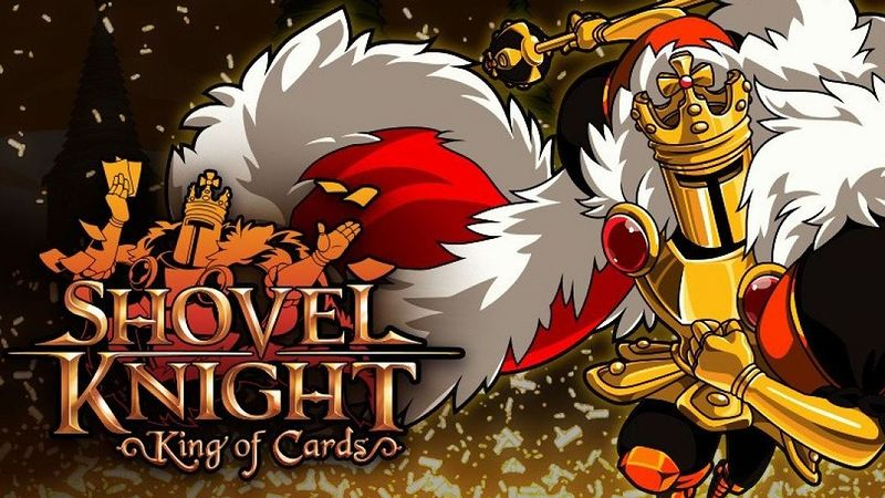 『Shovel Knight King of Cards』