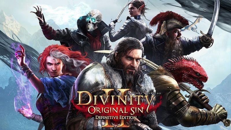 『ディヴィニティ:オリジナル・シン 2 ディフィニティブエディション』