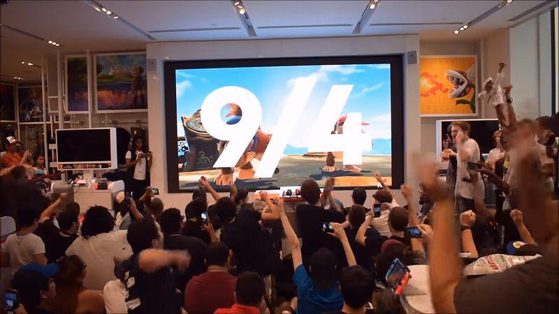 「Nintendo Direct 2019.9.5」海外の反応