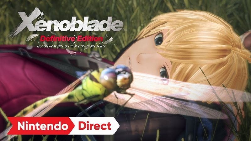 『ゼノブレイド ディフィニティブ・エディション』