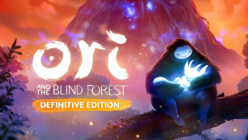 『Ori and the Blind Forest』