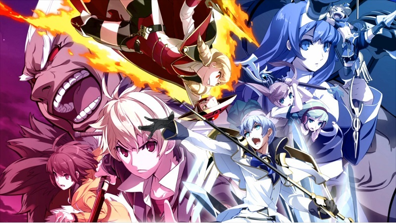 『UNDER NIGHT IN-BIRTH Exe:Late[cl-r]』