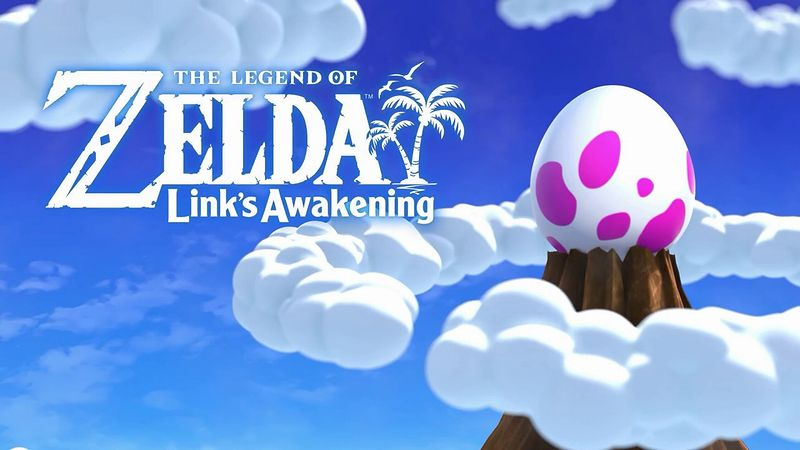 『Zelda Link's Awakening』