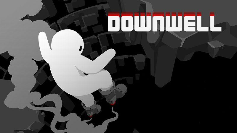 『Downwell』