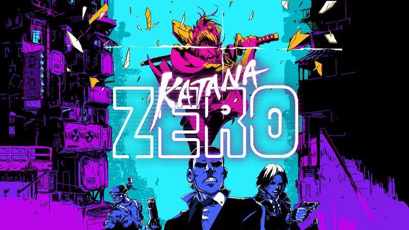 『Katana ZERO』