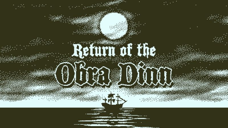 『Return of the Obra Dinn』