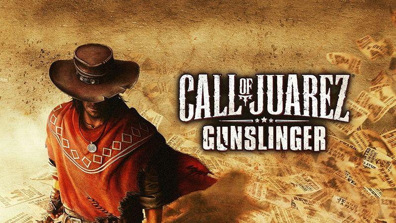 『Call of Juarez: Gunslinger(コールオブファレス:ガンスリンガー)』