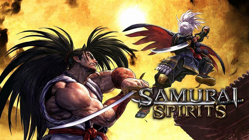 『SAMURAI SPIRITS』