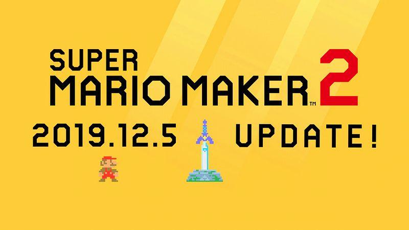 『スーパーマリオメーカー2』ver2.0アップデート