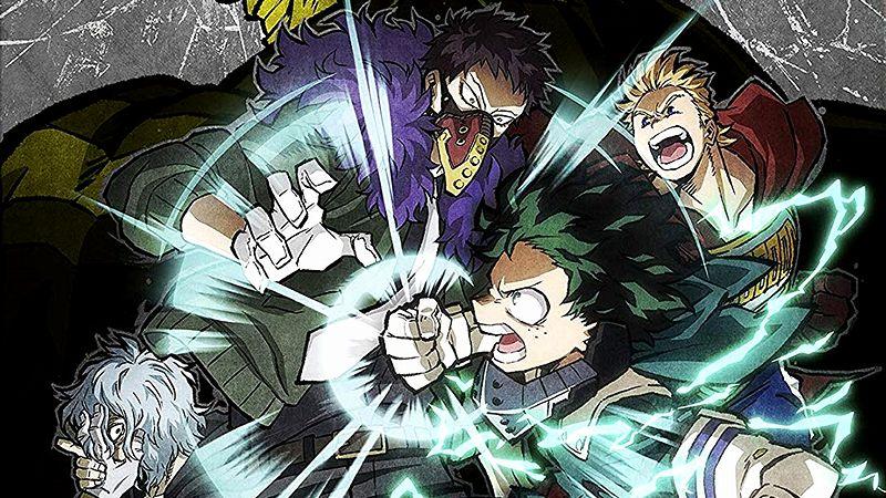 『僕のヒーローアカデミア One's Justice2』