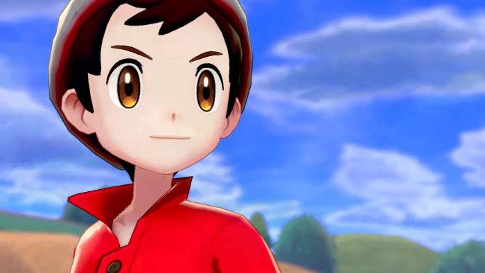 『ポケモン剣盾』主人公6